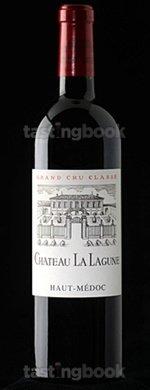 Red wine, Chateau La Lagune 2013