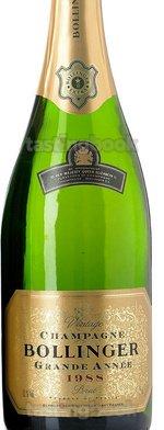 Sparkling wine, La Grande Année 1988