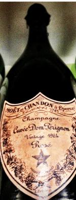 Sparkling wine, Dom Pérignon Rosé 1964