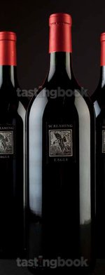 Red wine, Screaming Eagle 2009
