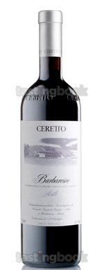 Red wine, Barbaresco Bricco Asili 1997
