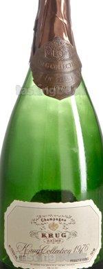 Sparkling wine, Krug Collection 1976