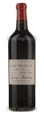 Red wine, Grange Hermitage 1951