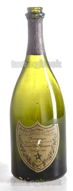 Sparkling wine, Dom Pérignon 1980