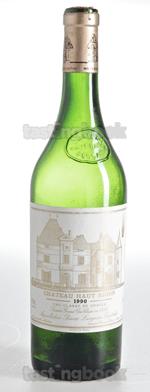Red wine, Château Haut-Brion 1990