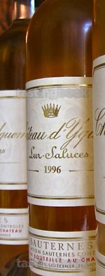 Unknown type, d'Yquem 1996