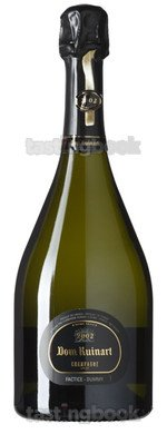 Sparkling wine, Dom Ruinart 2002