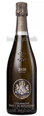 Sparkling wine, Blanc de Blancs 2008