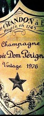 Sparkling wine, Dom Pérignon 1976