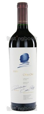 Red wine, Opus One 2009