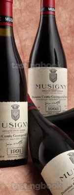 Red wine, Musigny 1990