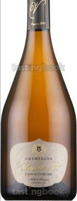 Sparkling wine, Coeur de Cuvée 2002