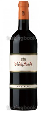 Red wine, Solaia 1978