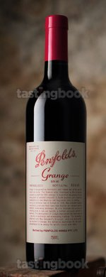 Red wine, Grange Hermitage 2009