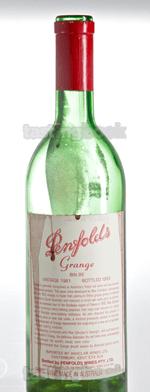 Red wine, Grange Hermitage 1981