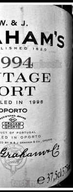 Red wine, Vintage Port 1994