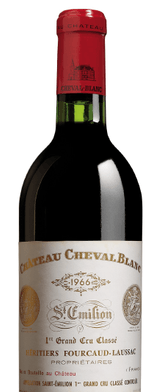 Red wine, Cheval Blanc 1966