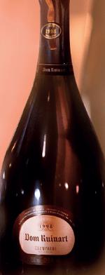Sparkling wine, Dom Ruinart Rosé 1998