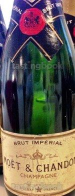 Sparkling wine, Brut Impérial NV (70's)