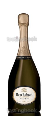 Sparkling wine, Dom Ruinart 2004