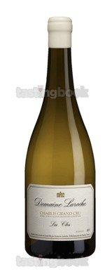White wine, Chablis Grand Cru Les Clos 2015