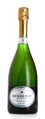 Sparkling wine, Besserat de Bellefon Cuvée des Moines Millésime 2002