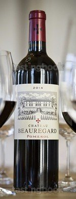 Red wine, Château Beauregard 2017