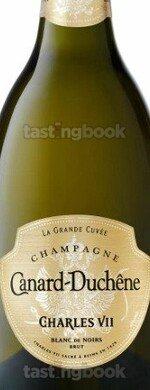 Sparkling wine, Charles VII Grande Cuvée Blanc de Noirs NV (10's)