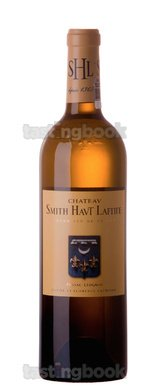 White wine, Château Smith Haut Lafitte Blanc 2012