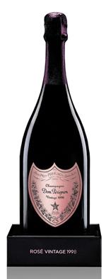 Sparkling wine, Dom Pérignon Rosé 1998