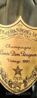 Sparkling wine, Dom Pérignon 1993