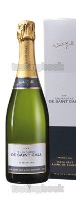 Sparkling wine, Blanc de Blancs Premier Cru Extra Brut NV (10's)