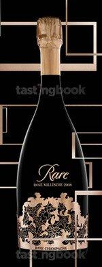 Sparkling wine, Rare Rose 2008