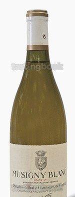 Red wine, Musigny Blanc 2006