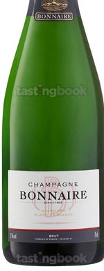 Sparkling wine, Grand Cru Blanc de Blancs NV (10's)