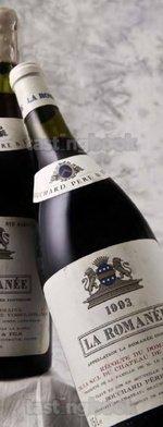 White wine, La Romanée  1993