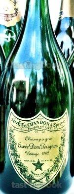 Sparkling wine, Dom Pérignon 1962