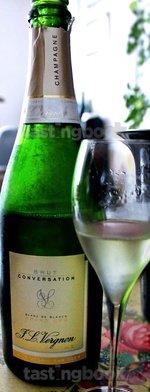 Sparkling wine, Brut Conversation NV (10's)