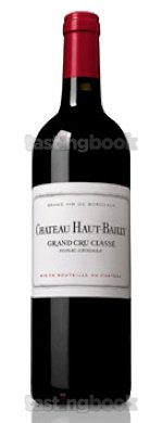 Red wine, Château Haut-Bailly 2011