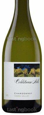 White wine, Coldstream Hills Yarra Valley Chardonnay 2019