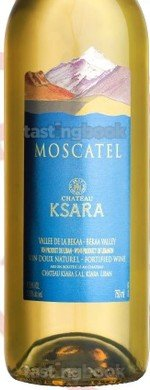 Fortified wine, Moscatel  NV (10's)