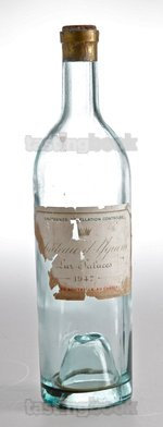 Sweet wine, d'Yquem 1947