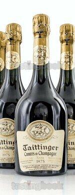 Sparkling wine, Comtes de Champagne 1975