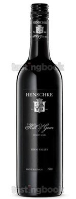 Red wine, Hill of Grace 2012