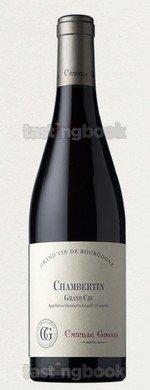 Red wine, Chambertin 2009