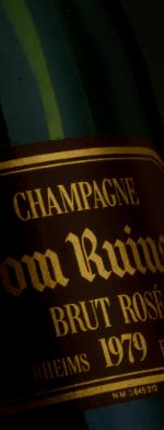 Sparkling wine, Dom Ruinart Rosé 1979