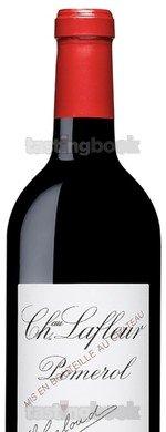 Red wine, Lafleur 2009