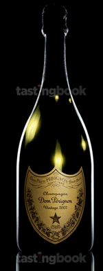 Sparkling wine, Dom Pérignon 2002