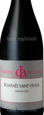 Red wine, Romanée Saint Vivant 2009
