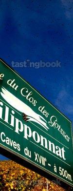 Sparkling wine, Clos des Goisses 1998